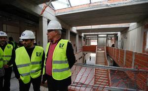 El último colegio con barracones de Valencia empieza a ver la luz al final del túnel