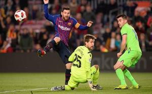 VÍDEO | Los goles del partido de Copa del Rey en el Camp Nou