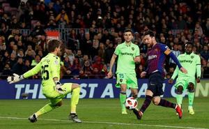 VÍDEO | Así ha sido el Barça 3-0 Levante