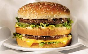 McDonald's pierde los derechos sobre el Big Mac