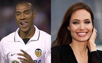 Un exjugador del Valencia, actor con Angelina Jolie