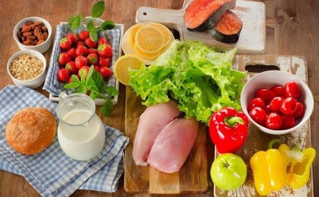 La 'dieta ideal' para la salud de las personas y del planeta | Las ...