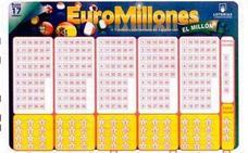 El Millón de Euromillones de este viernes 18 de enero cae en Requena
