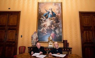 La Fundación Hortensia Herrero restaurará la Iglesia de los Santos Juanes de Valencia
