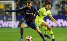 Competición ignora al Levante y lo deja fuera de la Copa del Rey