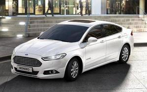 Ford presenta su Mondeo híbrido fabricado en Almussafes