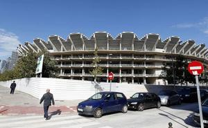 El Nou Mestalla, protagonista del '10 year challenge'