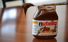 Alerta alimentaria sobre dos lotes de Nutella vendidos en España