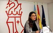 Mónica Oltra, sobre los impagos en centros de personas con discapacidad: «El PP tardaba casi un año»