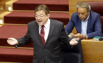 Ximo Puig, citado en marzo en el Senado para explicar la financiación del PSPV