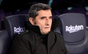 Valverde: «No tuve ninguna duda con la alineación de Chumi»