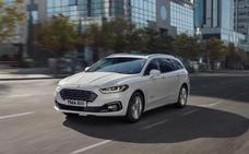 Ford renueva el Mondeo  y añade el híbrido familiar