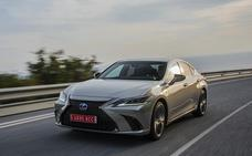 Lexus ES 300h, prestigio nipón