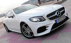 Mercedes Clase E 220d: Deportividad con confort