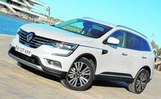 Renault Koleos: El lujo llega desde París