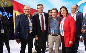 Esteban González Pons: «Si sois del PP de Fraga, Aznar, Rajoy y Casado no os afiliéis a Vox»