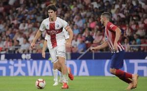 La nueva ilusión del Huesca mide la depresión atlética