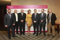 Los carniceros de Valencia celebran la fiesta de su 40 aniversario