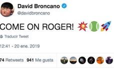 Hackean la cuenta a un exministro para responder a este tuit de David Broncano