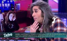 Mario Vaquerizo habla sobre su enfermedad en televisión