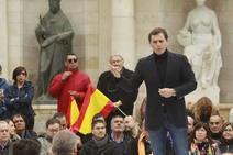 Así ha sido el acto de 'España Ciudadana' en Valencia