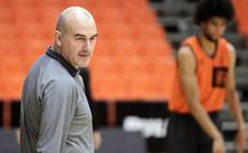 Ponsarnau: «El Barça tampoco estará contento de cruzarse con el Valencia Basket»