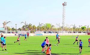 Rocafort proyecta una escuela de fútbol municipal
