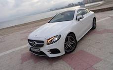 Mercedes Clase E 220d Coupé: Deportividad con confort