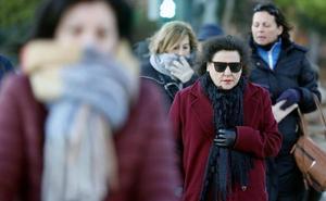 Alerta nivel amarillo por la fuerte bajada de las temperaturas en Valencia