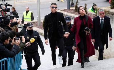 Cristiano Ronaldo, condenado a 23 meses de cárcel y 18,8 millones: «Todo perfecto»