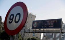Tráfico: nuevos límites de velocidad y multas