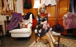 El armario de María Rosa Fenollar, inspiración valenciana