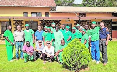Surg For All, cooperación y formación médica