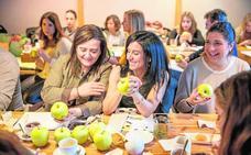 Despertar los sentidos para mejorar la relación con la comida