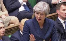 May advierte de que posponer el 'brexit' «no solucionará nada»