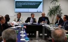 El pacto del Parque Central prevé el derribo del paso de Giorgeta en 2025
