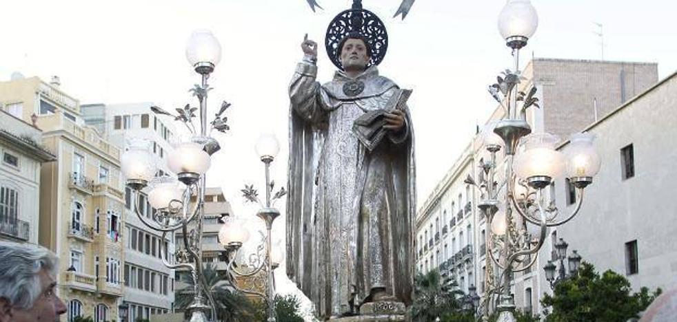 Qué lengua hablaba San Vicente Ferrer en sus discursos