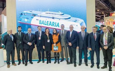 Baleària construirá el primer buque de alta velocidad propulsado por gas natural