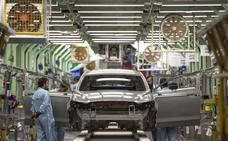 Último día de ERTE en Ford Almussafes