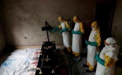 Violencia y noticias falsas impiden controlar el ébola
