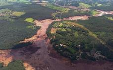 Al menos 413 desaparecidos por la rotura de la presa en Brumadinho