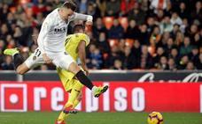 VÍDEO | Los tres goles del Valencia en Mestalla