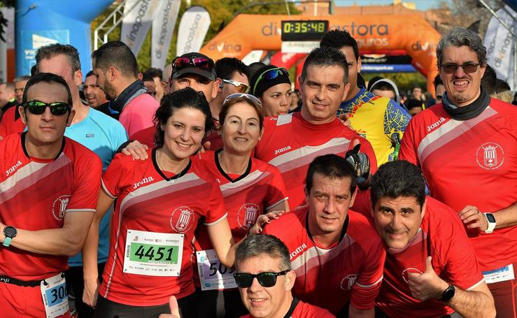 Casi 6.000 corredores en la XXI Carrera Popular Galápagos de Valencia