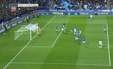 Los cinco mejores goles de la jornada 23 de Segunda