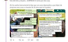 Una joven de Sant Vicent pide trabajo de profesora y le responden con todo tipo de obscenidades