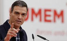 Sánchez viaja a República Dominicana y México en plena crisis venezolana