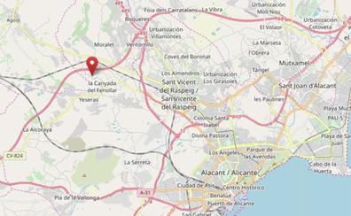 Una mujer muere atropellada por su propio coche en Alicante