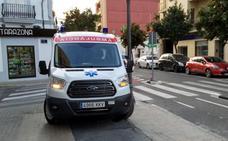 Las ambulancias reclaman a Grezzi un carril propio para agilizar las urgencias