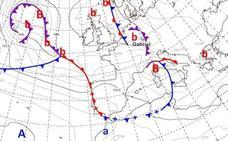 Ciclogénesis explosiva: viento de hasta 120 km/h, olas de 8 metros, lluvia, nieve y aludes tendrán hoy con riesgo a 29 provincias