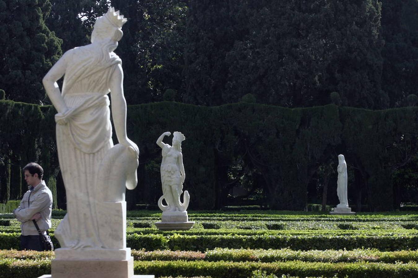 Un recorrido por Valencia a través de sus rosas y jardines